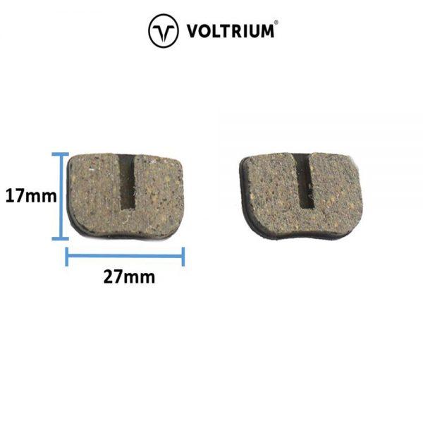 Brake-pad-Rectangle-size