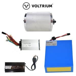 Battery Charger Combo