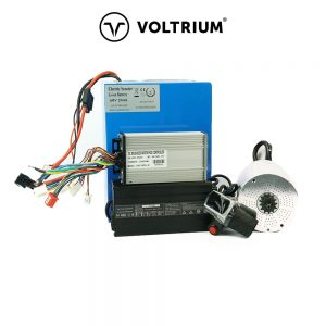 60v 2000w 20Ah Motor Controller Charger Battery Throttle Combo2