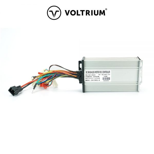 60v 2000w Smooth Start 25km Limited Controller1