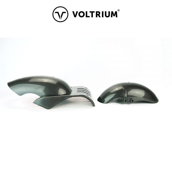 Front Rear Extended Mudguards Carbon5-min