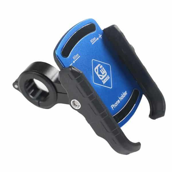 Phone Holder Side Blue-min